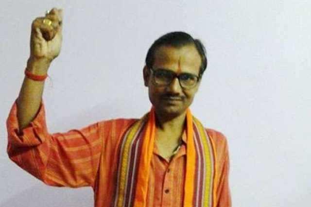இந்து மகா சபா தலைவர் மீது துப்பாக்கிச்சூடு