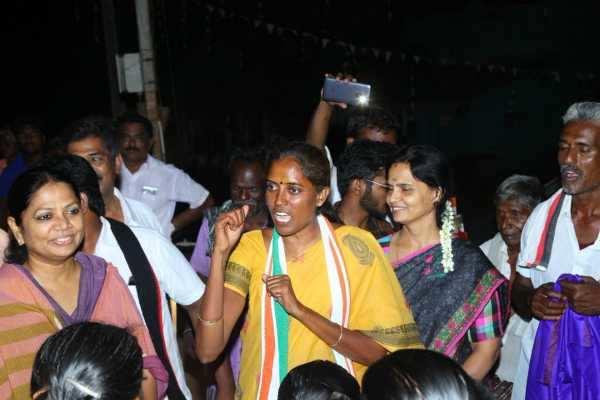 கரூர் ஆட்சியருக்கு எதிராக தேர்தல் ஆணையத்தில் காங்கிரஸ் புகார்!