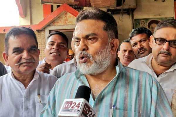 தேர்தல் வேலை செய்ய மாட்டேன்: சஞ்சய் நிருபம் திட்டவட்டம்!!