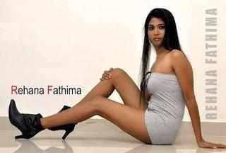 ஆபாசப் புரட்சி பெண் ரெஹானா பாத்திமாவின் அதிர்ச்சி புகைப்படங்கள்!