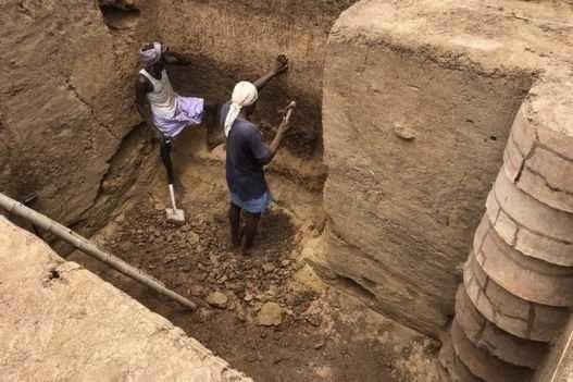 கீழடியை பாதுகாக்கப்பட்ட பகுதியாக அறிவிக்க திட்டமில்லை: மத்திய அரசு