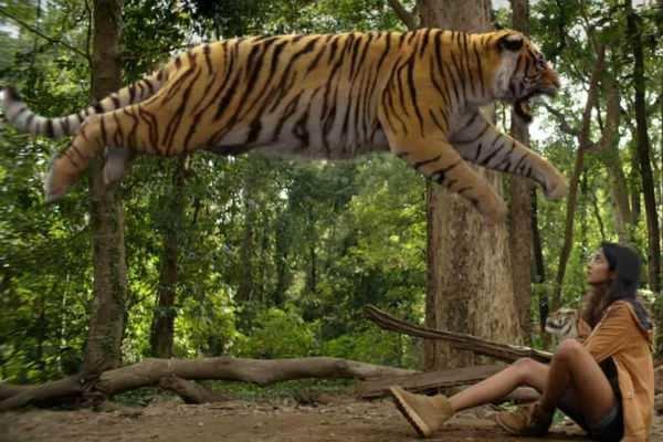 """மிருகங்களின் குறும்புகளைக் காண குழந்தைகளை """"தும்பா"""" திரைப்படத்திற்கு அழைத்துச் செல்லுங்கள்!"""