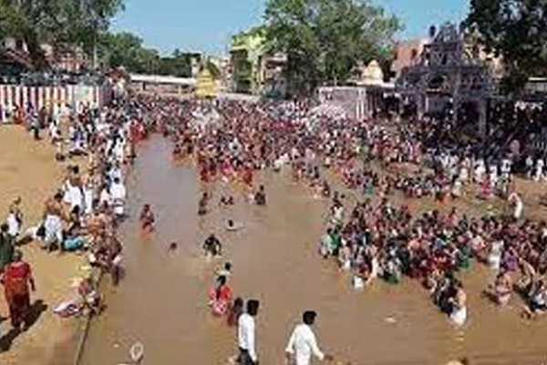 144 ஆண்டுகளுக்கு ஒருமுறை நடைபெறும் 'மகாபுஷ்கரம்'