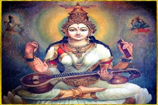 நவராத்திரி ஸ்பெஷல் – வெள்ளைத் தாமரையில் வீற்றிருப்பவள்