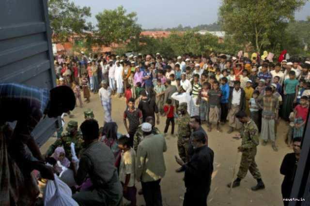 மியான்மரில் மீண்டும் பதற்றம்- போலீஸ் நடத்திய துப்பாக்கிச்சூட்டில் 7 பேர் பலி