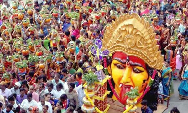 சக்தி பீடம் - 6 : சங்கரி மகாகாளி!