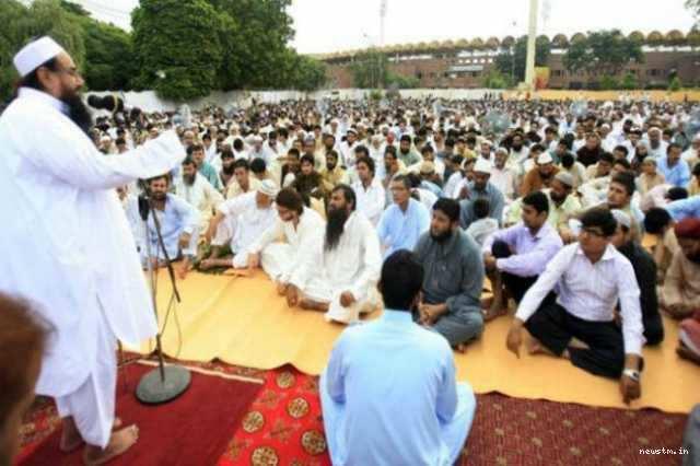 மும்பை தாக்குதல் பயங்கரவாதிக்கு பாகிஸ்தான் மீண்டும் பாதுகாப்பு