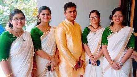 ஒரு சிப்பிக்குள் பிறந்த ஐந்து முத்துக்கள் : கேரளாவின் அதிசயம்!!!
