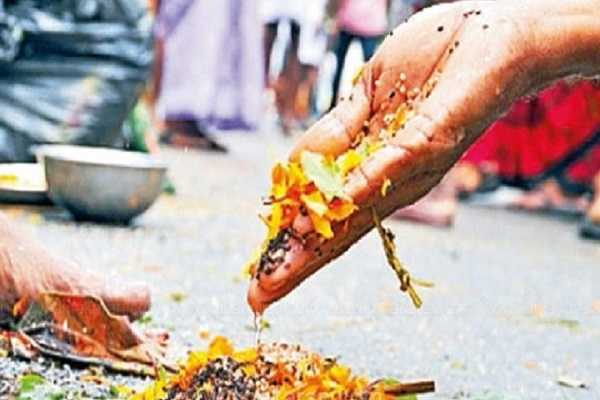 ஆடி அமாவாசையில் சிரத்தையுடன் செய்வோம்  சிரார்த்த கடமை