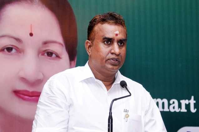 உள்ளாட்சித் தேர்தல் ஏற்பாடு: அமைச்சர் எஸ்.பி.வேலுமணி பேட்டி