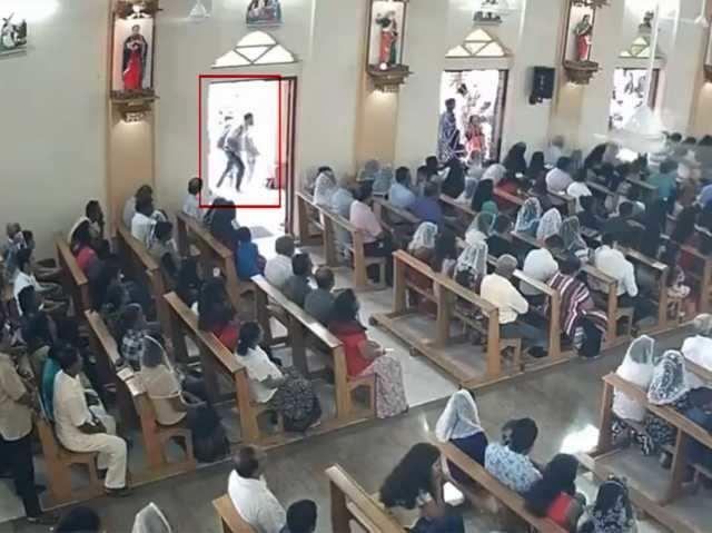 இலங்கை சம்பவம்: கோடீஸ்வரரின் மகன்கள் மனித வெடிகுண்டாக செயல்பட்டது அம்பலம்