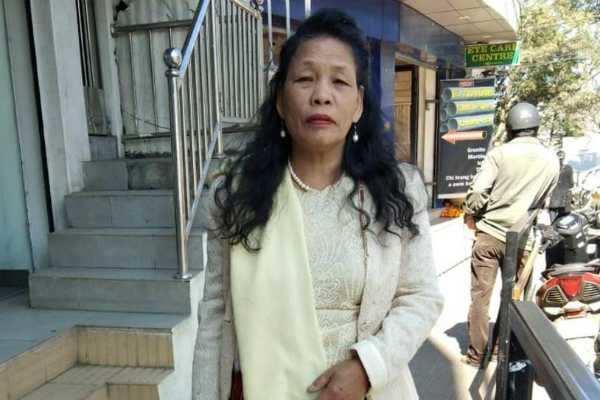 மிசோரம் மக்களவைத் தொகுதியில் போட்டியிடும் முதல் பெண் வேட்பாளர்!
