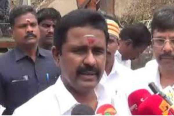 சம்பா சாகுபடிக்கு தண்ணீர் திறக்கப்படும்: அமைச்சர் காமராஜ்