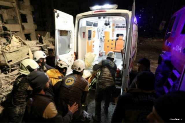 சிரியா: கிளர்ச்சியாளர்கள் மீது நடத்திய தாக்குதலில் 23 பேர் பலி