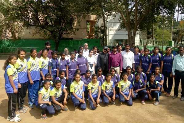 தென்மண்டல தேசிய எறிபந்து போட்டி: தொடக்க ஆட்டத்தில் தமிழகம் அபாரம் !