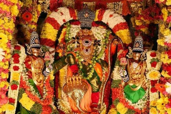 தினம் ஒரு மந்திரம் - 108 திவ்யதேச பெருமாள் போற்றி