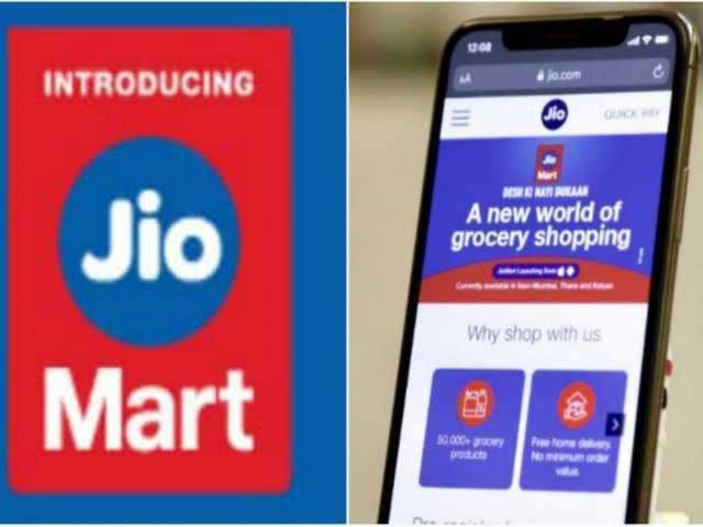 அமேசான், பிளிப்கார்ட்டுக்கு போட்டியாக களமிறங்கும் Jio Mart!!