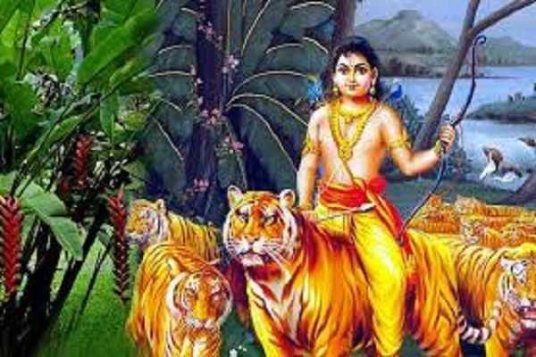 ஐயப்ப பக்தர்கள்  சொல்ல வேண்டிய  ஐயப்ப காயத்ரி மந்திரம்