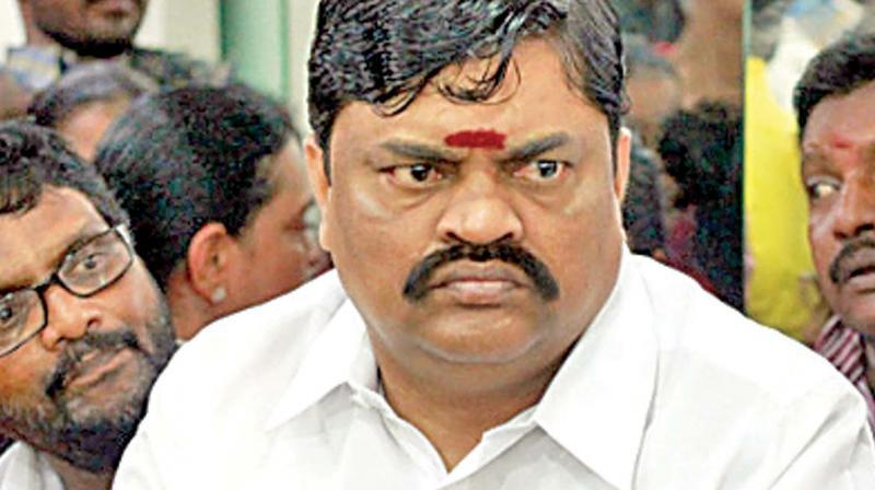 asset case against minister rajendra balaji :Intimidate the complainant Police