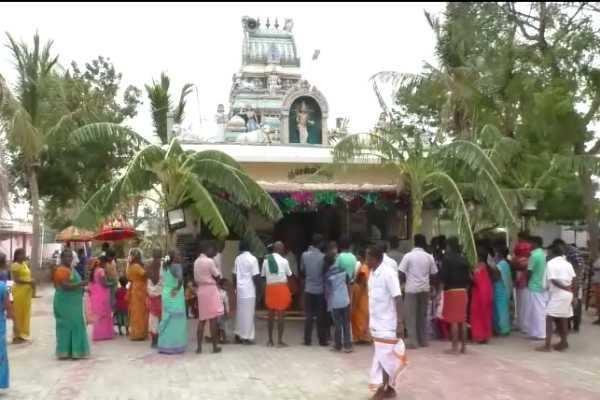 18 ஆண்டுகளுக்கு பிறகு நடைபெற்ற கன்னிமார் கோவில் திருவிழா!