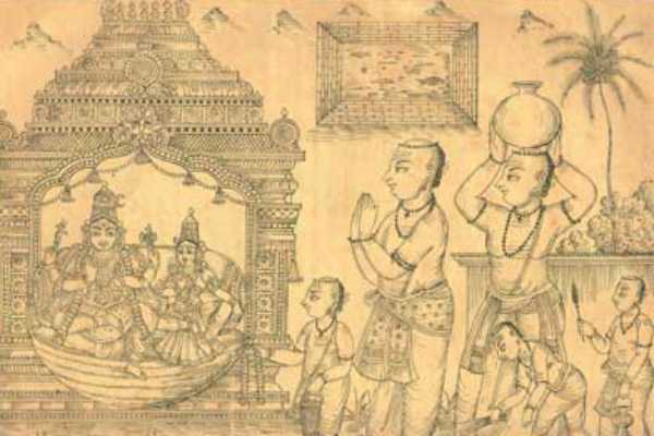 நாயன்மார்கள் - கணநாதர் நாயனார்