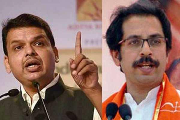 மகாராஷ்டிராவில் பாஜக தலைமையிலான ஆட்சி அமைக்கப்படும் - பட்னாவிஸ் உறுதி!!