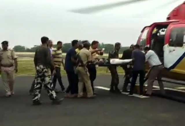 ஜார்கண்ட்: துப்பாக்கி சண்டையில் 4 நக்சல்கள் சுட்டுக்கொலை!
