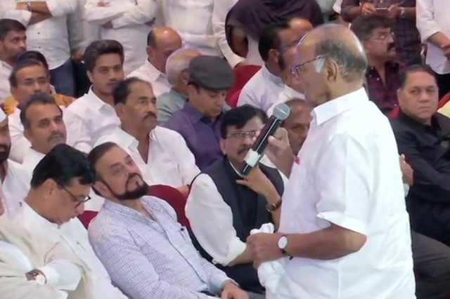 இது கோவா அல்ல; இது மகாராஷ்டிரா: சரத்பவார்