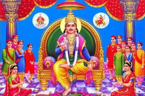 பாவக்கணக்கை குறைக்க சித்ரகுப்தனை வழிபடுங்கள்...!