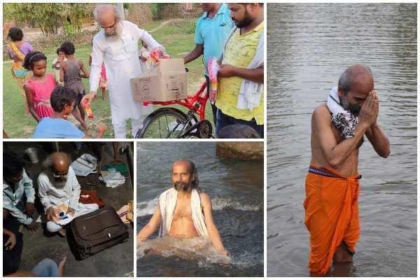 எம்.பியாக மக்களவைக்கு செல்லும் 'ஒடிஷாவின் மோடி' - யார் தெரியுமா?