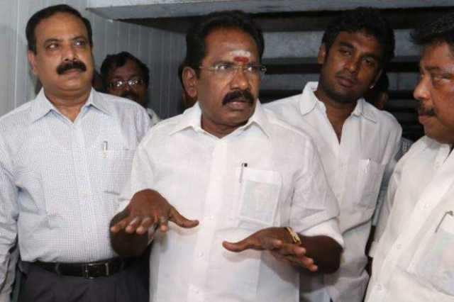 ஆளுநர் சும்மா இருக்கணுமா?- அமைச்சர் செல்லூர் ராஜூ