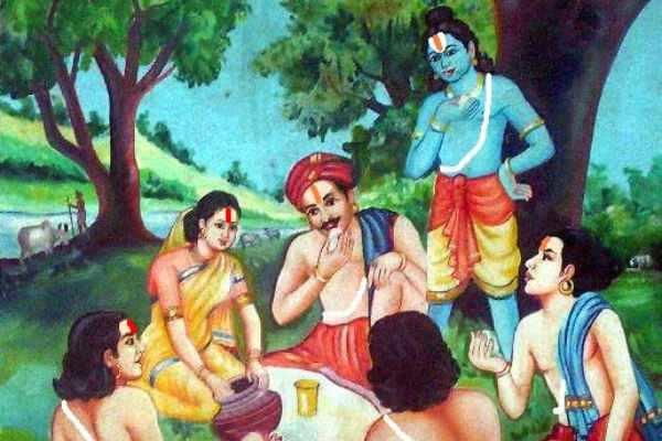திருப்பாவை-28 கறவைகள் பின்சென்று கானம்சேர்ந்து...