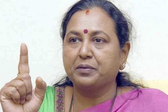 பாஸ்கரன் என்ற அமைச்சர் இருக்கிறாரா?: பிரேமலதா விஜயகாந்த்