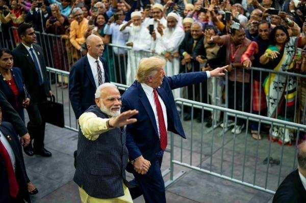 டெல்லியில் டிரம்புக்கு விருந்து- எடப்பாடி பழனிசாமிக்கு ஜனாதிபதி அழைப்பு
