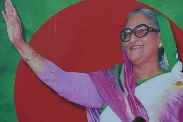 வங்கதேச தேர்தல்: பிரதமர் ஷேக் ஹசீனா மாபெரும் வெற்றி!
