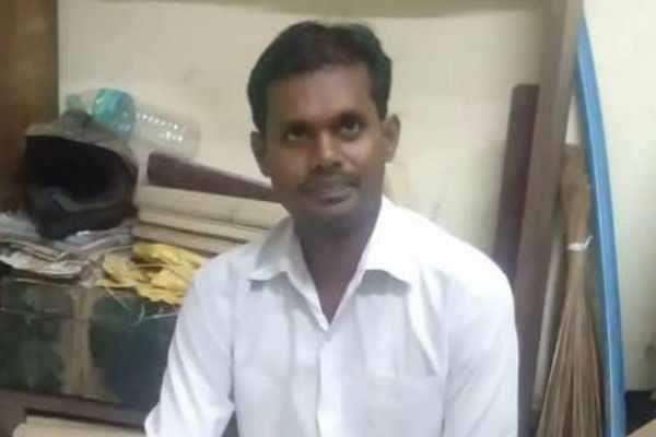 பெரியார் சிலை மீது காலணி வீச்சு: வழக்கறிஞர் ஜெகதீசனை குண்டாஸ் சட்டத்தில் அடைக்க உத்தரவு