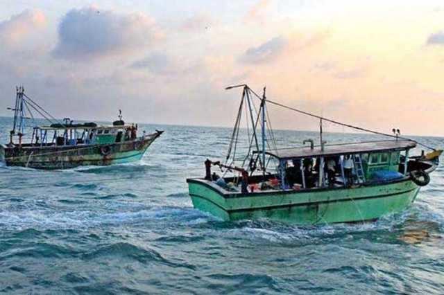 இலங்கை அதிபர் இந்தியா வருகை: மூன்று மீனவர்கள் விடுதலை