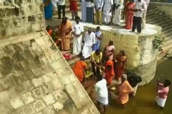 கும்பகோணம்: காவிரித் தாய் ரத யாத்திரை