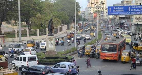 சென்னை அண்ணா சாலையில் மீண்டும் இருவழி போக்குவரத்து!