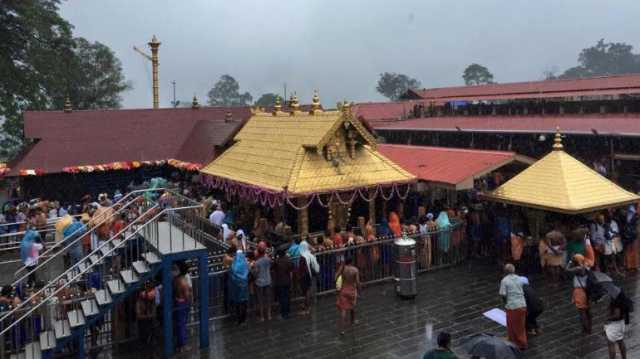 மாதாந்திர பூஜைக்காக சபரிமலை கோயில் இன்று திறக்கப்படுகிறது