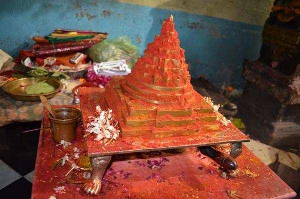 சக்தி பீடம் - 3: காசி விசாலாக்ஷி