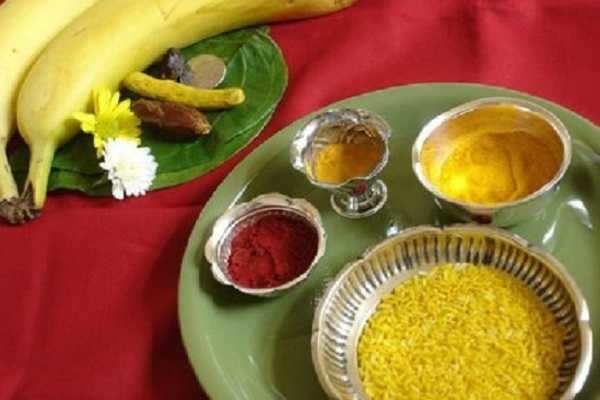 ஆன்மீக செய்தி - மஞ்சள், குங்குமம், சந்தனம் நம்  ஆரோக்யம் காக்கவா?