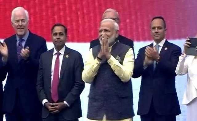 இந்தியாவை புகழ்ந்த அமெரிக்க தலைவர்கள்!