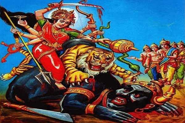 கோலாகல நவராத்திரி ஆரம்பம் - முதலாம் நாள்
