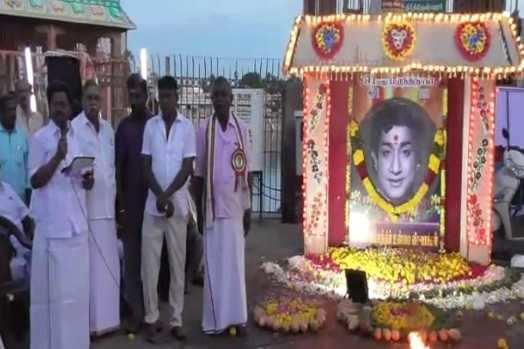 கும்பகோணத்தில் சிவாஜிக்கு சிலை: ரசிகர்கள் கோரிக்கை