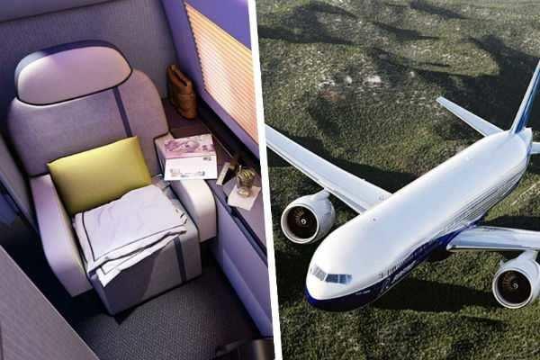 பிரதமருக்காக தயாராகி வரும் ஏர் இந்தியாவின் புதிய பி-777 விமானம்