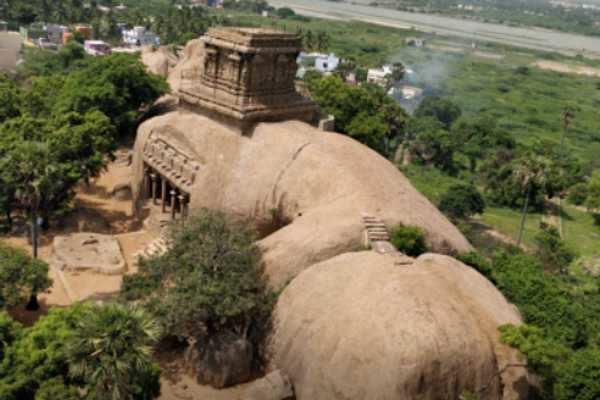 மாமல்லபுரத்தில் சுற்றுலா தளங்கள் மூடல்!