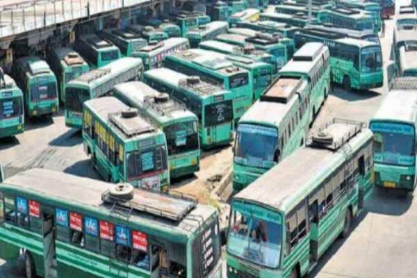 கார்த்திகை தீபம் : சென்னையில் இருந்து 1,000 சிறப்பு பேருந்துகள் இயக்கம்