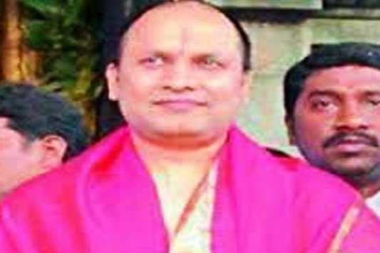 திருப்பதி தேவஸ்தானத்தில் மீண்டும் சேகர் ரெட்டி