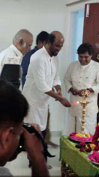 'ரஜினிகாந்த் தமிழ் சினிமாவில் கர்வம் இல்லாத நடிகர்'